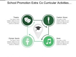 School Promotion Extra Co Curricular Activities Events
