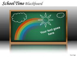 school_time_blackboard_powerpoint_presentation_slides_db_Slide02