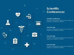 Scientific Conferences Ppt Powerpoint Presentation Shapes