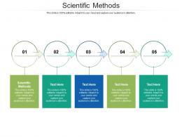 Scientific Methods Ppt Powerpoint Presentation Gallery Guidelines Cpb