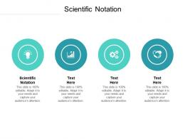 Scientific Notation Ppt Powerpoint Presentation Inspiration Background Image Cpb