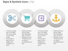 scissor_shopping_cart_anchor_caret_square_left_ppt_icons_graphics_Slide01