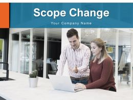 Scope Change Business Implication Data Collection Governance Investigation