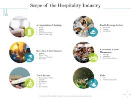 Scope Of The Hospitality Industry Expositions Ppt Powerpoint Presentation Styles Guide