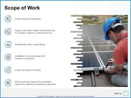 Scope Of Work Ppt Powerpoint Presentation Ideas Graphics Download
