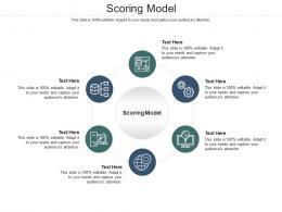 Scoring Model Ppt Powerpoint Presentation Portfolio Background Image Cpb