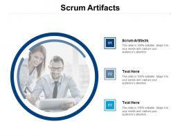 Scrum Artifacts Ppt Powerpoint Presentation Outline Templates Cpb