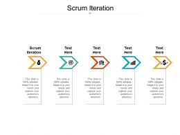 Scrum Iteration Ppt Powerpoint Presentation Gallery Styles Cpb