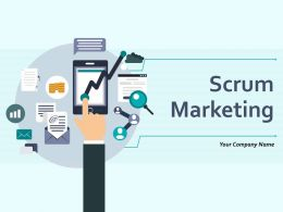 Scrum Marketing Powerpoint Presentation Slides