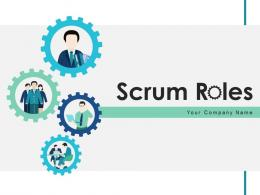 Scrum Roles Product Illustrating Responsibilities Business Communicator Framework