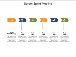 Scrum Sprint Meeting Ppt Powerpoint Presentation Inspiration Cpb