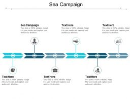 Sea Campaign Ppt Powerpoint Presentation Infographics Background Image Cpb