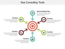 Sea Consulting Tools Ppt Powerpoint Presentation Infographic Template Designs Download Cpb
