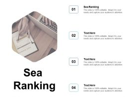 Sea Ranking Ppt Powerpoint Presentation File Topics Cpb