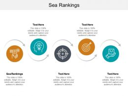 Sea Rankings Ppt Powerpoint Presentation Professional Outfit Cpb