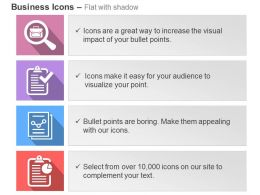 Search Checklist Data Record Time Based Worksheet Ppt Icons Graphics