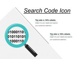 Search Code Icon