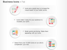 Search Design Mobile Phase Application Broadcast Ppt Icons Graphics
