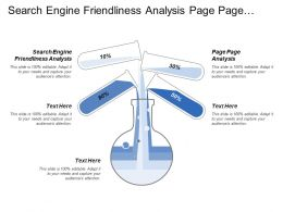 Search Engine Friendliness Analysis Page Analysis Content Analysis