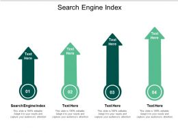 Search Engine Index Ppt Powerpoint Presentation Styles Clipart Images Cpb