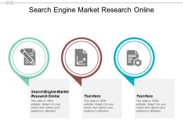 Search Engine Market Research Online Ppt Powerpoint Presentation Portfolio Gallery Cpb