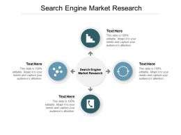 Search Engine Market Research Ppt Powerpoint Presentation Summary Outfit Cpb