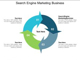 Search Engine Marketing Business Ppt Powerpoint Presentation Icon Graphic Tips Cpb
