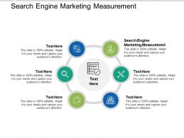 Search Engine Marketing Measurement Ppt Powerpoint Presentation Infographics Guide Cpb