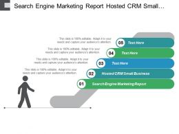 Search Engine Marketing Report Hosted Crm Small Business Sales Services Cpb