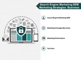 Search Engine Marketing Sem Marketing Strategies Business Marketing Performance Cpb