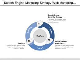 Search Engine Marketing Strategy Web Marketing Optimization Marketing Insight Cpb