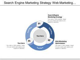 Search Engine Marketing Strategy Web Marketing Optimization Marketing Insight Cpb