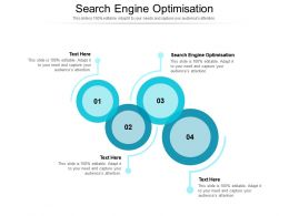 Search Engine Optimisation Ppt Powerpoint Presentation Slides Outfit Cpb