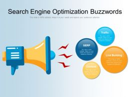 Search Engine Optimization Buzzwords
