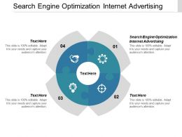 Search Engine Optimization Internet Advertising Ppt Powerpoint Presentation Professional Slide Download Cpb