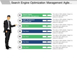 search_engine_optimization_management_agile_development_process_flow_cpb_Slide01