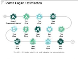 Search Engine Optimization Ppt Powerpoint Presentation Show Background Image Cpb
