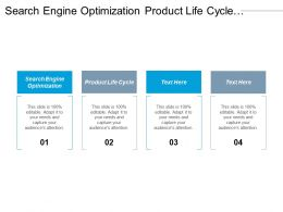 Search Engine Optimization Product Life Cycle Project Management Cpb