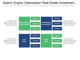 Search Engine Optimization Real Estate Investment Business Opportunity Cpb