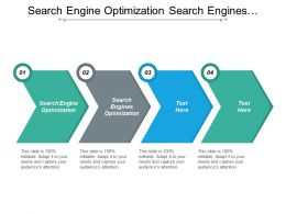 Search Engine Optimization Search Engines Optimization Sales Process Cpb