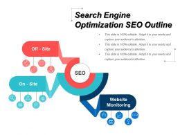 Search Engine Optimization Seo Outline Ppt Slide
