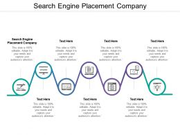 Search Engine Placement Company Ppt Powerpoint Presentation Gallery Slideshow Cpb
