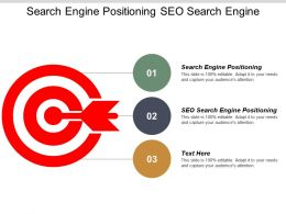 Search Engine Positioning Seo Search Engine Positioning Marketing Plan Cpb