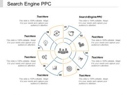 Search Engine PPC Ppt Powerpoint Presentation Model Inspiration Cpb