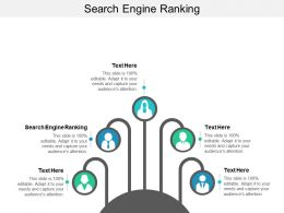 Search Engine Ranking Ppt Powerpoint Presentation Professional Background Images Cpb