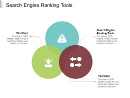 Search Engine Ranking Tools Ppt Powerpoint Presentation Slides Grid Cpb