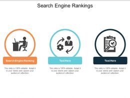 Search Engine Rankings Ppt Powerpoint Presentation Gallery Designs Download Cpb