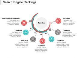 Search Engine Rankings Ppt Powerpoint Presentation Icon Layout Cpb