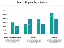 Search Engine Submissions Ppt Powerpoint Presentation Gallery Smartart Cpb