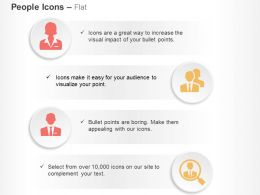 Search For Manager Male And Female Executives Ppt Icons Graphics